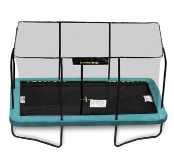 trampolin k b trampoliner med og uden sikkerhedsnet online. Black Bedroom Furniture Sets. Home Design Ideas