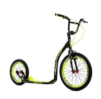 Crussis Active - Sort/Lime
